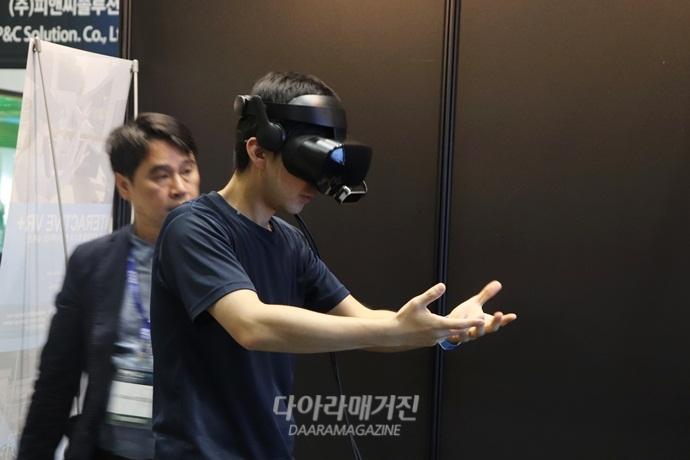 [포토뉴스] '코리아 VR 페스티벌 2019', 가상·증강·혼합현실 만난다 - 산업종합저널 전시회뉴스