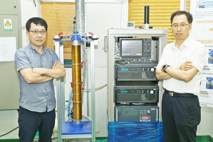 세계 최고 수준의 플라즈마 활성수(PAW) 대용량 제조기술 개발