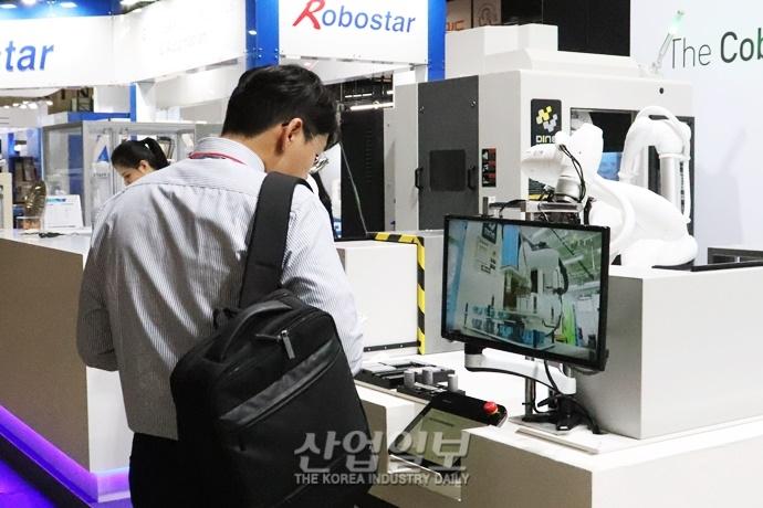 [포토뉴스] 첨단 기술 입은 '협동 로봇'
