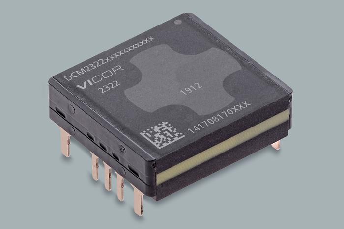 바이코(Vicor), 새로운 저전력 절연형 DC-DC 컨버터 모듈 DCM2322 제품군 출시