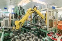 중국, 로봇산업 투자 통해 제조강국 '도약'