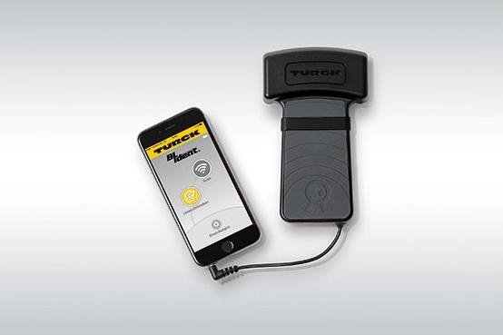 터크(Turck), 스마트폰용 PD20 UHF 핸드타입 스캐너 출시 - 산업종합저널 신기술&신제품