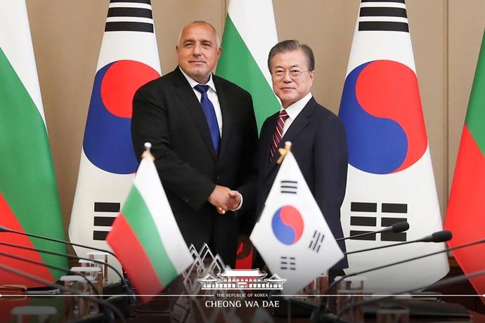 불가리아, 한국과 협력 기대하는 산업 1위 '기계·제조업'