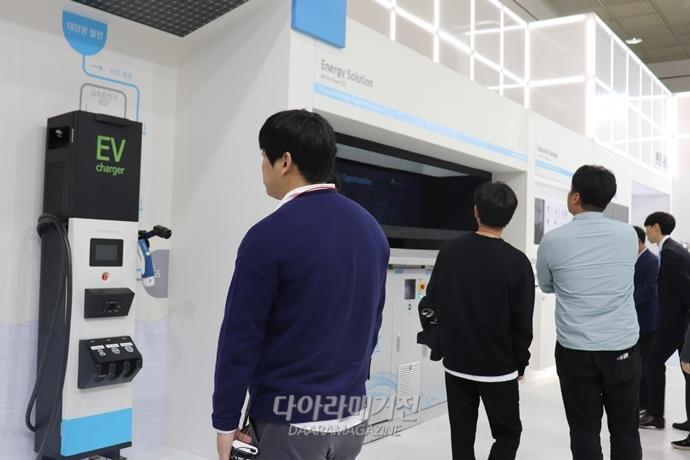 [포토뉴스] 스마트그리드, 산업용 ESS 등 미래 핵심 전력기술 먼저 만난다 - 다아라매거진 전시회뉴스