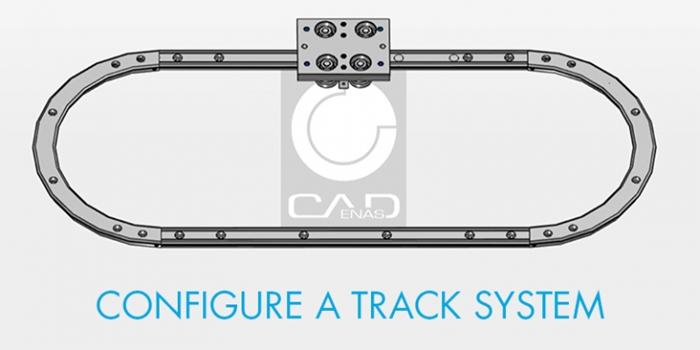 헵코모션(HepcoMotion), 새로운 PRT2 트랙 시스템 컨피규레이터(Configurator) 출시