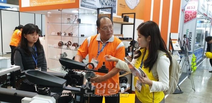 [2019 한국기계전] MTM, 첨단기술과 성장 가능성 높은 한국 '선택'