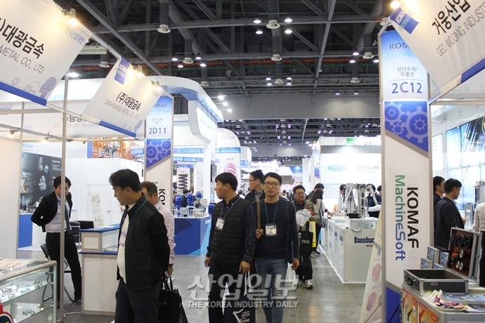 [2019 한국기계전] 한국산업대전 2019, 6만 여 명 방문하면서 막내려 - 온라인전시회