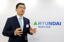 """[2019 한국기계전] 현대로보틱스, """"사람과 협업하는 협동 로봇 시장 전망 밝아"""""""