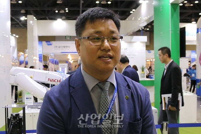 [2019 한국기계전] (주)에스비씨리니어, 직선운동베어링 외길 30년 걸어 - 온라인전시회