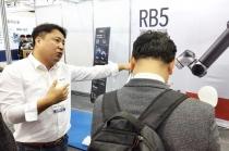 [2019 대구국제기계산업대전] 레인보우로보틱스, 국산 로봇 기술력 뽐내