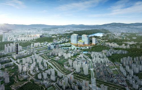 복합 지식산업센터 동탄테크노밸리 '현대 실리콘앨리 동탄' 이달 분양 예정