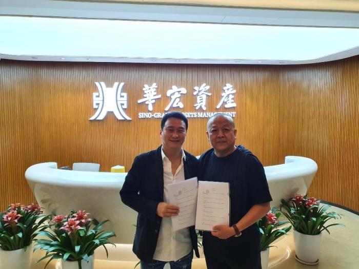 중국자산운용사 화홍 에셋 매니지먼트, 1억 달러 규모 베론 재단에 투자