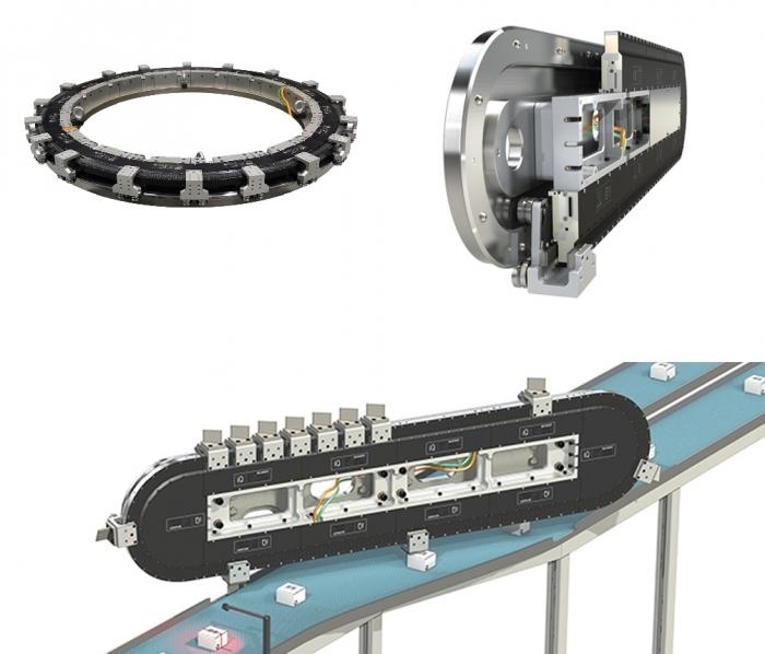 햅코모션(HepcoMotion), Beckhoff XTS용 가이드 시스템 GFX 선보여