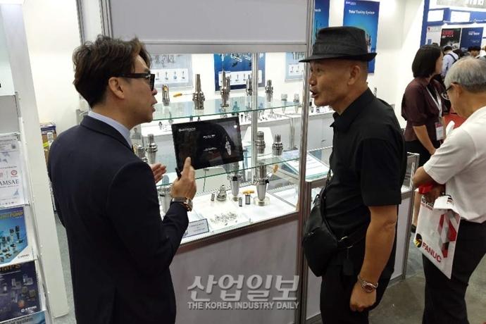 [포토뉴스]제일솔루션, HYDRAULIC EXPANSION CHUCK 제품으로 태국시장 공략