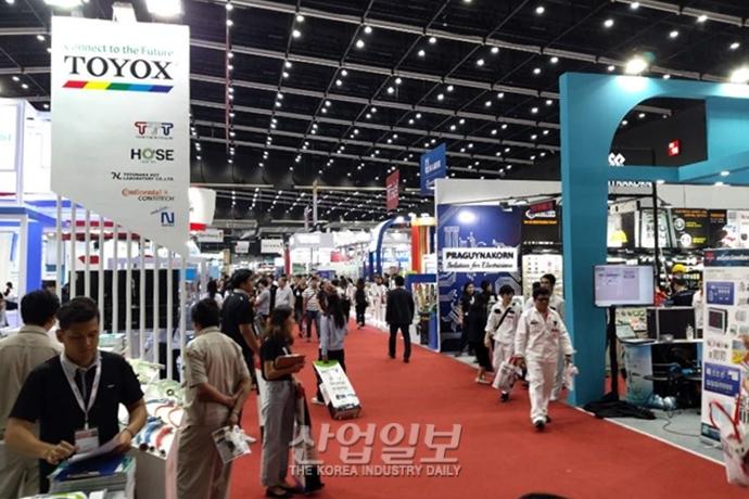 태국 기계산업의 현재와 미래, METALEX 2019에서 제시