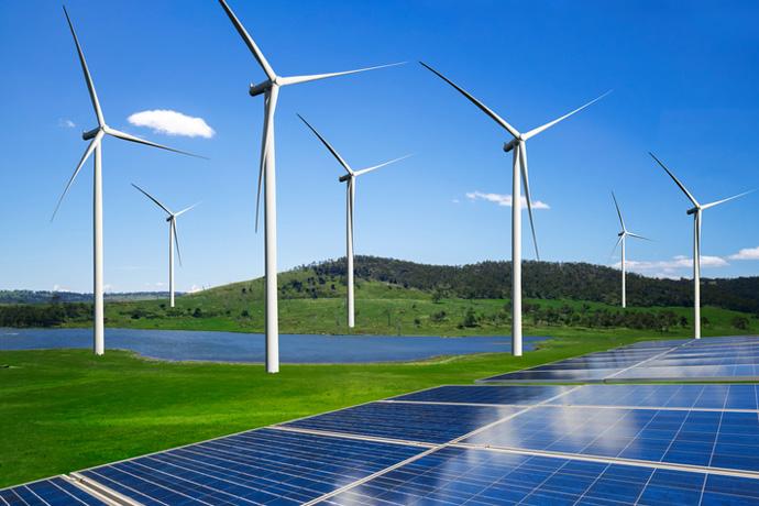 인도, 정부 투자 및 해외자본 유치 통해 재생에너지 시장 '확대'