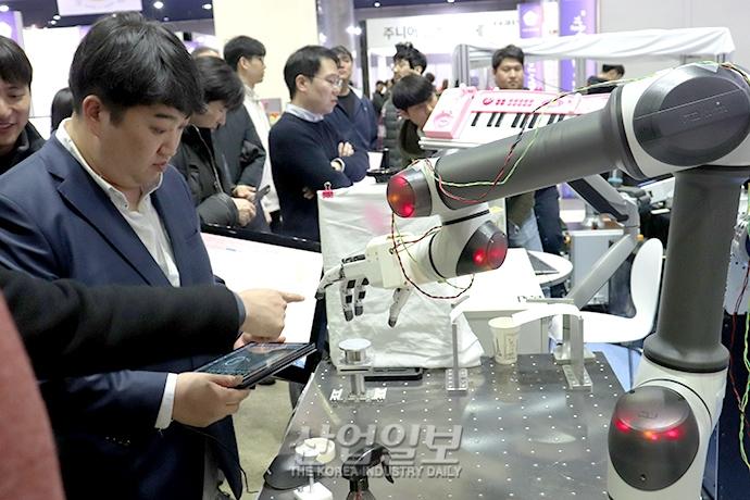 [포토뉴스] 드론·산업용 로봇·인공지능(AI) 등 국내외 R&D 성과 공유