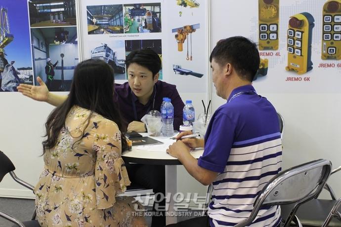 [포토뉴스][VIMAF 2019] 제이코, 베트남 현지 지사 설립 후 본격적 사업 시작