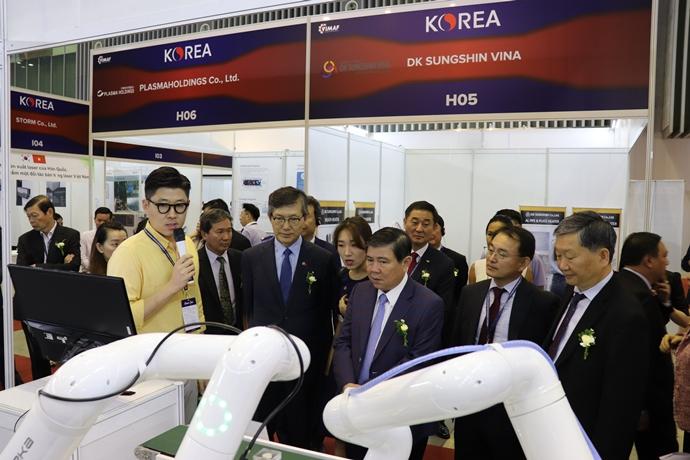 한국기계산업계, VIMAF 2019 통해 베트남 시장 가능성 재확인