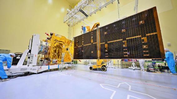 천리안위성 2B호, 우주에서 미세먼지·적조 감시한다
