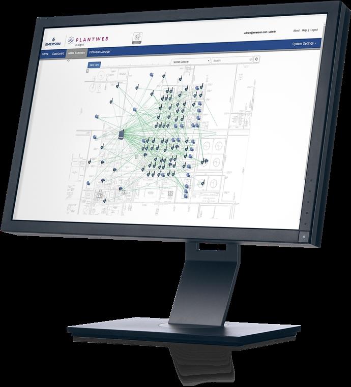 에머슨, 산업용 무선 인프라 관리 분석 플랫폼 강화