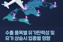 [그래픽뉴스] '중동 불안' 고유가 지속될 경우 수지 악화 우려