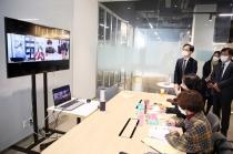 비대면 수출상담, IT·하이테크 등 품목별 전용관 글로벌 온라인몰 운영