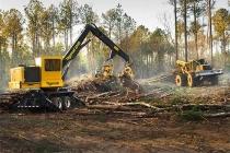 공작물 셋업 자동화로 벌목 장비 제조업체의 생산성 증대