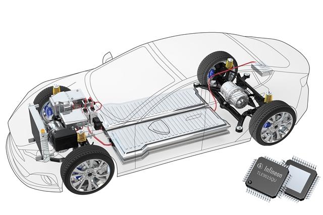 전기차 배터리 관리 시스템 용 센싱 및 밸런싱 IC - 산업종합저널 신기술&신제품
