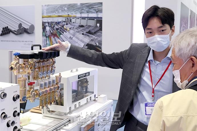 [포토뉴스] 환기·공조 등 기계설비 산업, 코로나19 이후 중요성 커져