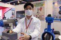[대한민국 기계설비전시회] 저가 중국산·고가 미국 유럽제품에 '가성비'로 대응
