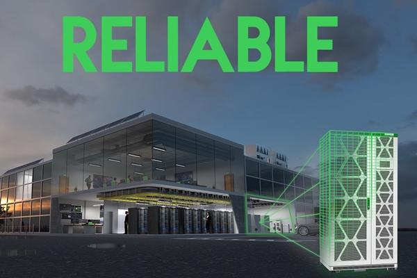 산업시설부터 데이터센터까지 안정적인 전력공급 Easy UPS 3L - 산업종합저널 신기술&신제품