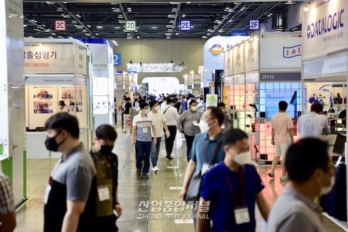 [포토뉴스] KOREA PACK 2020(코리아팩), 활기 찾은 킨텍스 전시장 - 산업종합저널 전시회뉴스