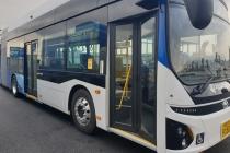 친환경차 도입 활성화 위해 전기버스 충전서비스 '전국 확대'
