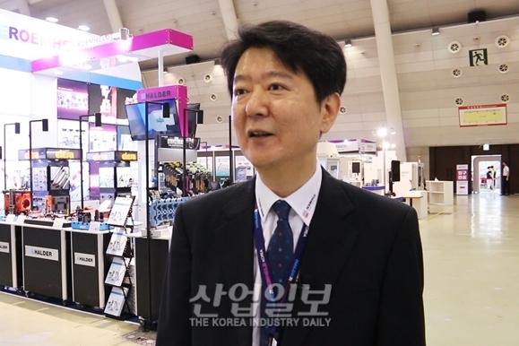 [동영상뉴스][KIMEX 2020]할더·룀헬드 코리아(주), 효율·작업자 건강 모두 잡는다