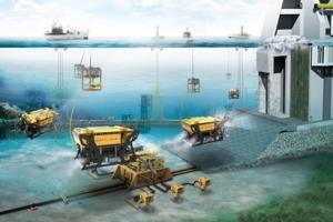 무인수중건설로봇, 국내 기술로 개발