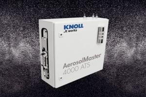 크놀(KNOLL), Aerosol Master에 ATS(에어로졸 건조윤활) 기술 적용