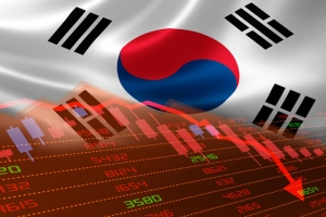 올해 한국 경제성장률, 민간소비 및 수출 위축 영향 -1.1% 전망