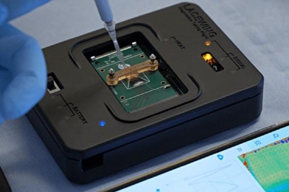 Figure 4 Standalone 프린터 활용, 고속 질병 진단 장치 개발 - 산업종합저널 신기술&신제품