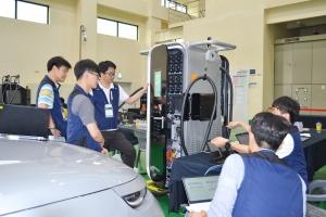 국내외 전기차 대기업 및 충전기 제조사 '한자리'
