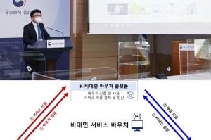 'K-비대면 바우처 플랫폼', 오늘(21일) 서비스 시작