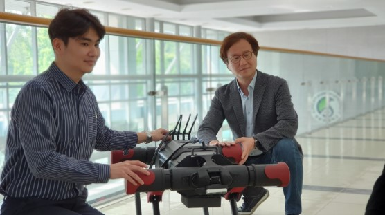 [2020 로보월드] 에이딘로보틱스, 전용 센서 통해 협동로봇 효율 높인다