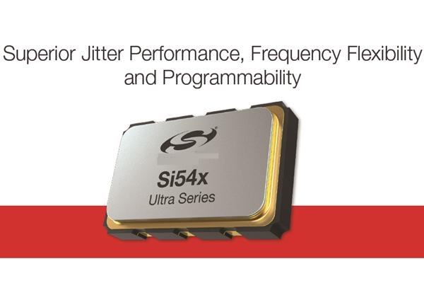 초저 지터 I2C 프로그래머블 크리스털 오실레이터 - 산업종합저널 신기술&신제품