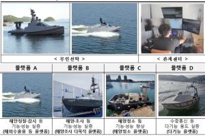 경남 규제자유특구, 무인선박 해상 실증 '성공적' 글로벌 시장 '노크'