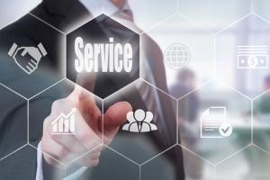 한국 서비스 수출, 경제 기여도 점차 증가해