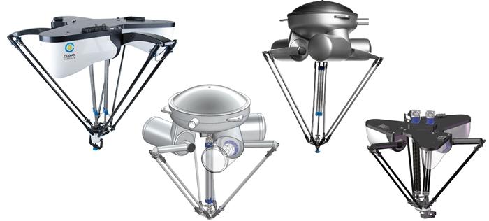 ABB, 코디안 인수 '산업용 고속 로봇 포트폴리오' 강화 - 산업종합저널 국제동향
