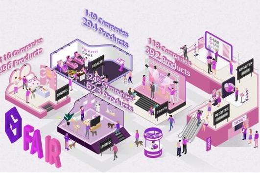 'G-FAIR KOREA 2020' 전시회도 온라인으로… - 산업종합저널 전시회뉴스