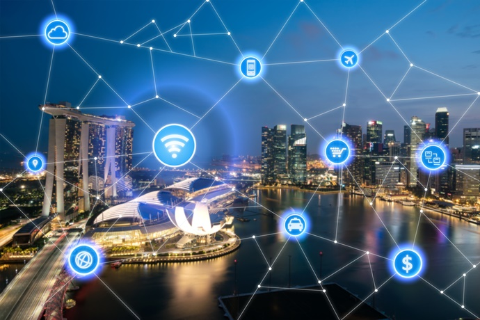 [OUTLOOK⑤] 동남아 비즈니스 격전지 싱가포르, ICT 중심으로 성장 중 - 산업종합저널 심층기획