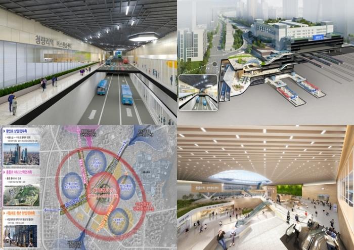 109년 청량리역, 수도권 동북부 최대 광역중심지로 구축 - 산업종합저널 이슈기획