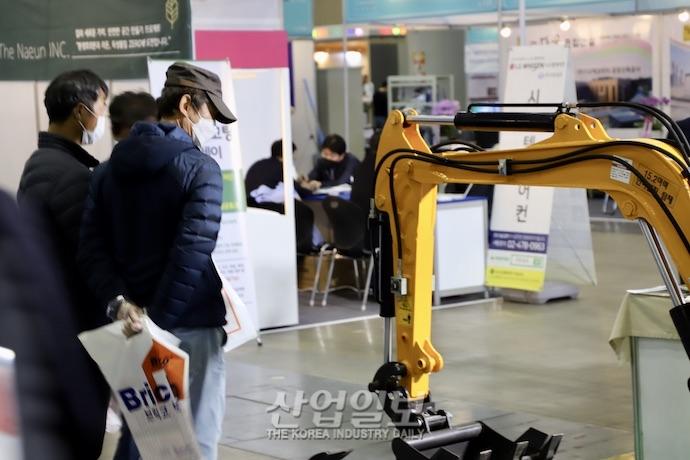 코로나19로 열리지 못했던 'MBC 건축박람회' 2달여 만에 재개